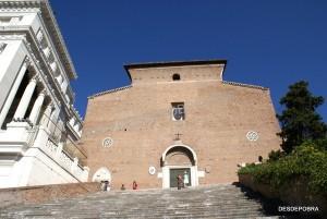Iglesia del Ara Coelli o Aracoeli.