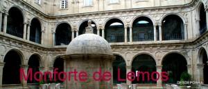 MONFORTE DE LEMOS.