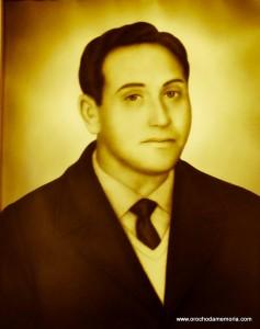 1962-1963 Tomas Perez Fernandez