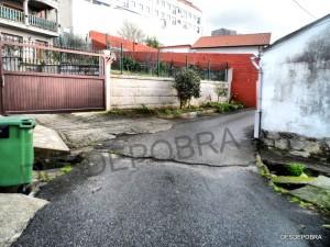 FRONTERA CON ESCARABOTE, DESDE POBRA DO CARAMIÑAL