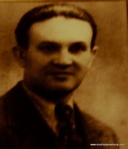 Antonio Perez Gomez 1936