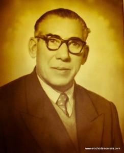 Celestino Lopez Sanchez 1953-1954